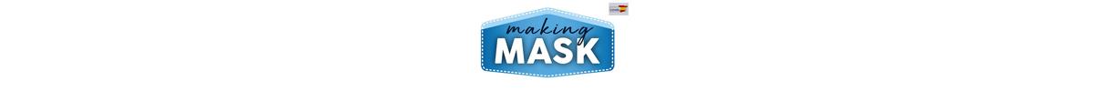 Making mask mascarillas higienicas